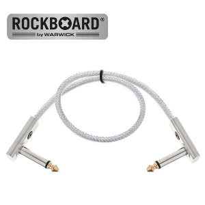 RockBoard 락보드 패치케이블 Flat Patch Cable - Sapphire (30cm)뮤직메카